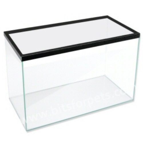 Clear seal 30 x 15 x 12 all glass tank for Small glass fish tank