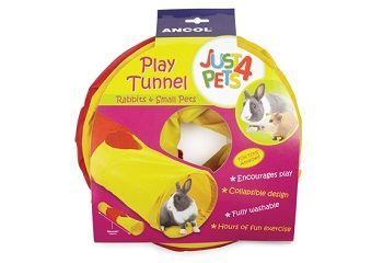 Ancol Just 4 Pets Play Tunnel