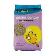 Best Pets Mixed Canary 20Kg