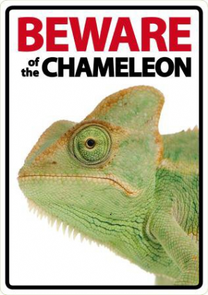 Beware Of The Chameleon Sign
