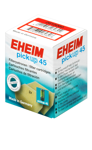 Eheim Filter Cartridge 2006 / Pickup 45 x 2