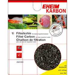 Eheim Karbon Media 1 ltr in Net Bag