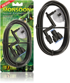 Exo Terra Monsoon Nozzles Extension Kit