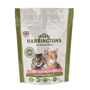 Harringtons Complete Cat Salmon and Rice 2kg