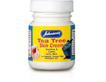 Johnsons Tee Tree Cream