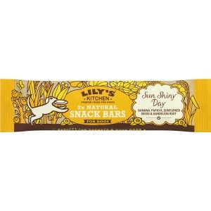 Lilys Kitchen Sun Shiny Day Snack Bars for Dogs 36g