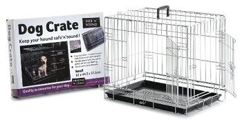Safe - n - Sound Dog Crate Small