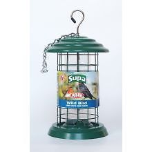Supa Easy Fill Fort Seed Feeder 20cm