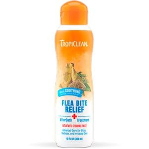 Tropiclean Bite Relief AfterBath Treatment 355ml