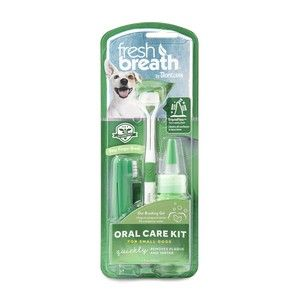 TropiClean Oral Care Kit for Small Dogs 59ml